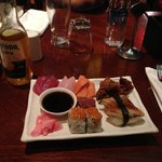 Fresh and delicious sashimi/maki/nigiri