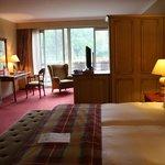 De zeer ruime kamer - suite