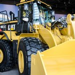 See Cat® equipment on display at the Caterpillar Visitors Center