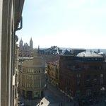 La Catedral desde la habitación