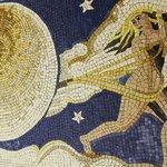 Detail of mosaic by Southbank Mosaics CIC