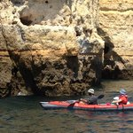 Vistad en kayak las cuevas