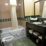 Lovely Bathroom too!