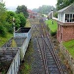 The railway at Beamish