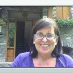 Isabel en el jardín