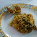 Sercicio de arroz Calabuch
