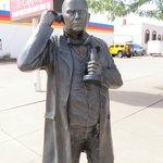 Pres. McKinley did not have a plaque...sad no donor!
