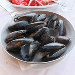 Best mussels ever!