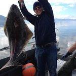 Great Halibut Fishing