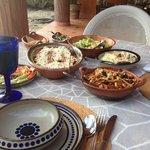 Casa Manana meal