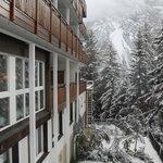 l'hôtel côté montagne