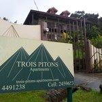 Trois Pitons Apartments Foto