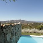 suite with view on the sea and with plunge pool