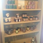 Specialty salts, jams and sauces