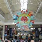 parte interna del centro comercial Las Trinitarias
