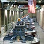 Hoover Dam Power Plant Generators