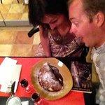 surprise dessert :))