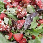 Lisa's Strawberry Salad