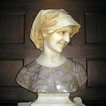 Bust of Marie Rollet