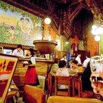 Sapporo Lion Beer hall interior