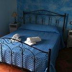 La Camera Azzurra!