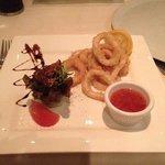 the calamari