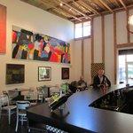 Vino Vino Wine Bar, reverse view