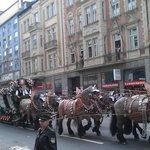 Octoberfest parade nearby