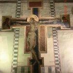 il crocefisso di Cimabue
