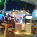 Inside Bay Bar