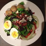 Olive Marketplace and Cafe - Seared Scallop Cobb Salad