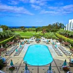 Outdoor Pool and Torrey Pines Golf Course