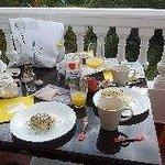 desayuno super completo