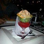 cocktail di gamberi! fantastico