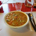Una buonissima zuppa d'orzo :-)