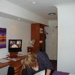 Foto de Good Night Inns Cross Keys Hotel