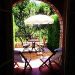 Chambre au calme provençal