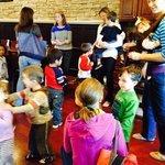 kids have fun at Galileo's