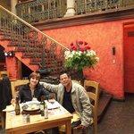 Restaurante,Como Agua para Chocolate,Santiago,Chile.
