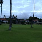 The beachfront property