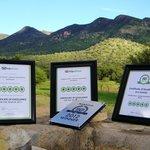 Sunglow Ranch TripAdvisor Awards 2011, 2012, 2013!