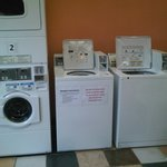 Nice Laundry & very Clean