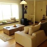Dalry Cottage Lounge
