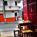 Cafe Europa de Jardin