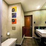 Refurbished Superior Bathroom