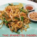 Thai Spaghettis