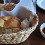 Bread and Dipping Sauce