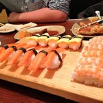 Better located 168 Sushi Buffet