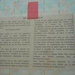 Détail de la fresque-annonce du Musée : une cité industrielle