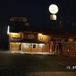 Pertinho MacDonalds nos vagões